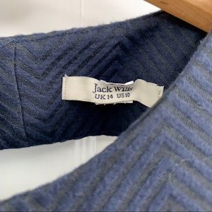 Jack Wills Dresses - Jack Wills Navy Dress - Size 10